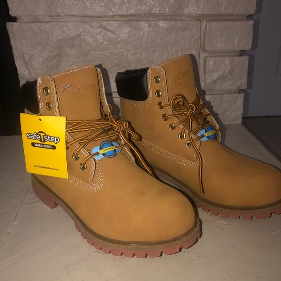 safetstep Shoes | Nwt Work Boots | Poshmark